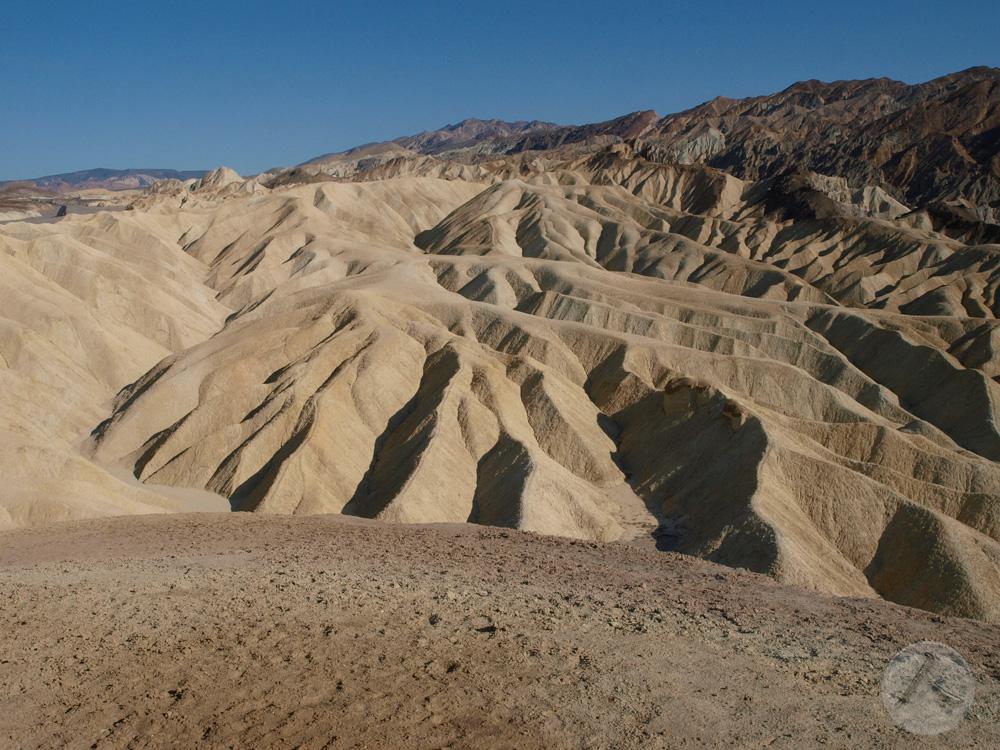 Zabriskie Point, Death Valley NP, USA