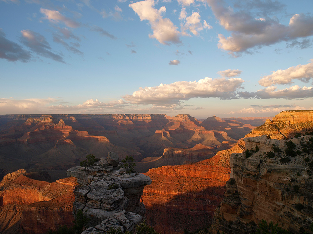 Grand Canyon NP. USA