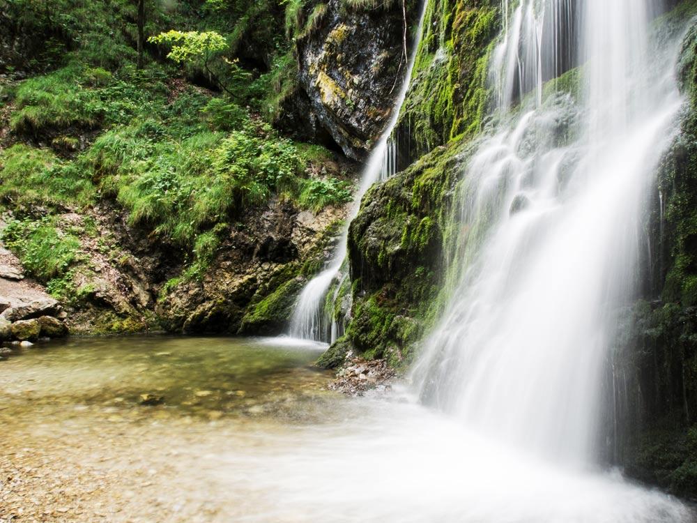 Josephstaler Wasserfall, Schliersee