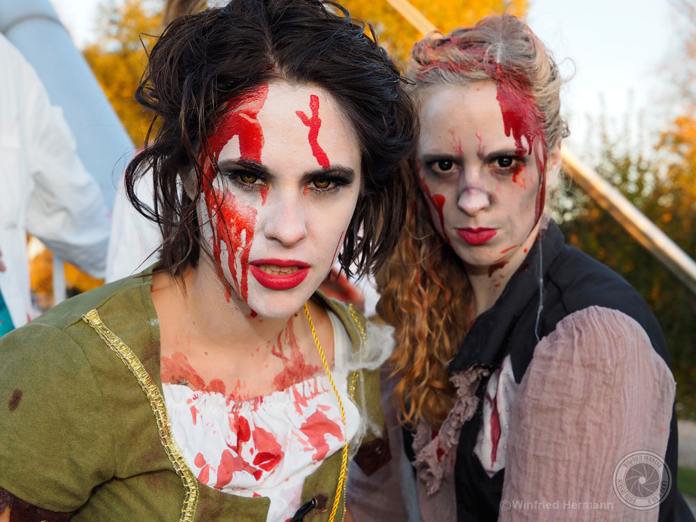 Halloween-Spektakel von LICHT & BILD Foto Design Winfried Hermann Röhrmoos, Dachau, München