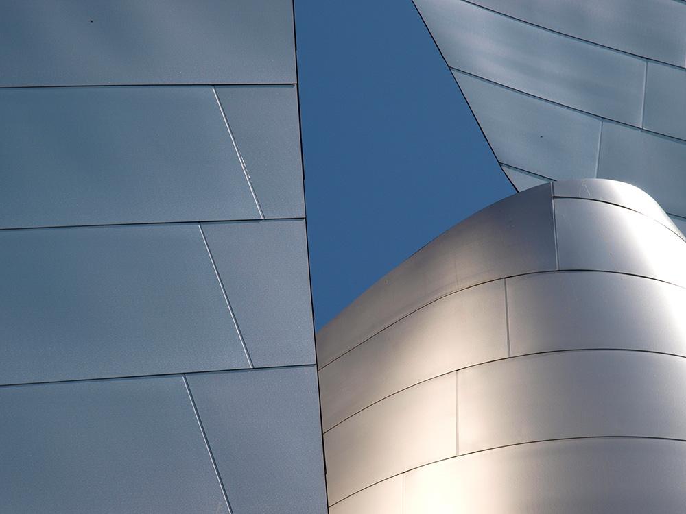 Walt Disney Concert Hall, Los Angeles, USA. Frank Gehry